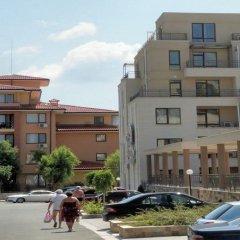 Отель Apartkomplex Sorrento Sole Mare парковка