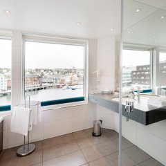 Отель Scandic Ishavshotel Норвегия, Тромсе - отзывы, цены и фото номеров - забронировать отель Scandic Ishavshotel онлайн ванная