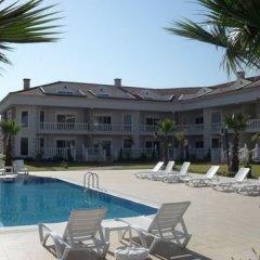Topcuoglu Villas Турция, Белек - отзывы, цены и фото номеров - забронировать отель Topcuoglu Villas онлайн бассейн фото 2