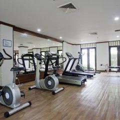 Отель Kata Palm Resort & Spa фитнесс-зал фото 2