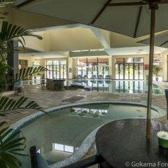 Отель Gokarna Forest Resort Непал, Катманду - отзывы, цены и фото номеров - забронировать отель Gokarna Forest Resort онлайн бассейн фото 2