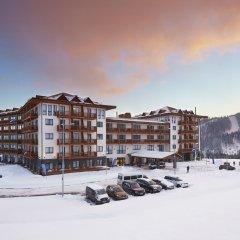 Гостиница Radisson Blu Resort Bukovel Украина, Буковель - 3 отзыва об отеле, цены и фото номеров - забронировать гостиницу Radisson Blu Resort Bukovel онлайн фото 4