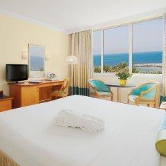 Отель Coral Beach Resort - Sharjah ОАЭ, Шарджа - 8 отзывов об отеле, цены и фото номеров - забронировать отель Coral Beach Resort - Sharjah онлайн комната для гостей фото 5
