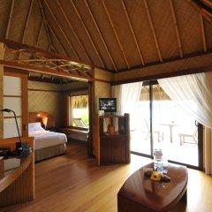 Отель InterContinental Le Moana Resort Bora Bora, an IHG Hotel Французская Полинезия, Бора-Бора - отзывы, цены и фото номеров - забронировать отель InterContinental Le Moana Resort Bora Bora, an IHG Hotel онлайн комната для гостей