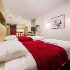 Апартаменты Mosquito Silesia Apartments Катовице комната для гостей фото 2