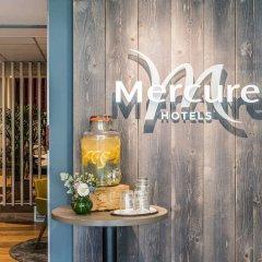 Отель Mercure Oostende Бельгия, Остенде - 1 отзыв об отеле, цены и фото номеров - забронировать отель Mercure Oostende онлайн интерьер отеля