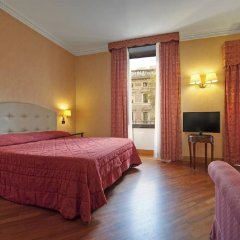Отель Ambasciatori Palace Рим комната для гостей фото 4