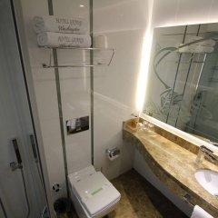 Отель Grand Washington Стамбул ванная фото 2
