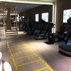 Parco Hotel Sassi фитнесс-зал фото 4