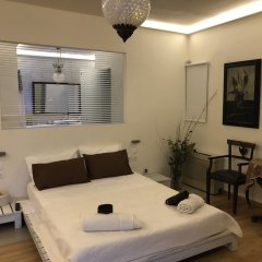 Отель Luxury Apartment Sea View Garden Parking Греция, Корфу - отзывы, цены и фото номеров - забронировать отель Luxury Apartment Sea View Garden Parking онлайн комната для гостей фото 2