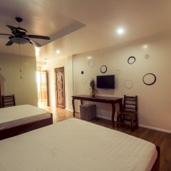 Отель Oasis Resort and Spas Филиппины, остров Боракай - отзывы, цены и фото номеров - забронировать отель Oasis Resort and Spas онлайн комната для гостей