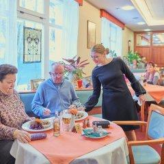 Отель Francis Чехия, Франтишкови-Лазне - отзывы, цены и фото номеров - забронировать отель Francis онлайн питание