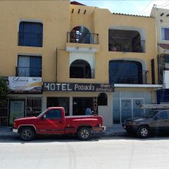 Отель Posada San Antonio Мексика, Кабо-Сан-Лукас - отзывы, цены и фото номеров - забронировать отель Posada San Antonio онлайн городской автобус