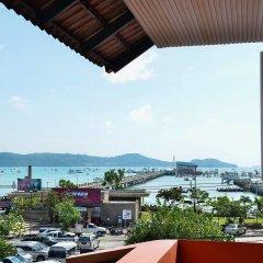 Отель Luna Guesthouse and Travel балкон