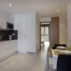 Апартаменты Fisa Rentals Les Corts Apartments в номере