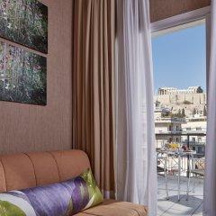 Philippos Hotel Афины фото 9