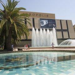 Отель Mercure Nice Centre Grimaldi Франция, Ницца - 5 отзывов об отеле, цены и фото номеров - забронировать отель Mercure Nice Centre Grimaldi онлайн бассейн фото 2