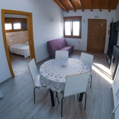 Отель El Mirador de Langre Испания, Рибамонтан-аль-Мар - отзывы, цены и фото номеров - забронировать отель El Mirador de Langre онлайн комната для гостей фото 3