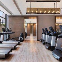 Отель Bangkok Marriott Marquis Queen's Park фитнесс-зал