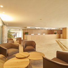 Отель Prinsotel la Pineda интерьер отеля фото 3