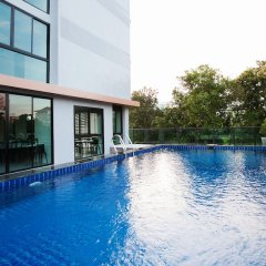 Отель B2 South Pattaya Premier Паттайя бассейн фото 3