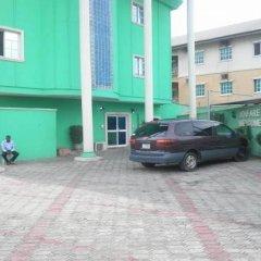 Отель Encore Lagos Hotels & Suites парковка