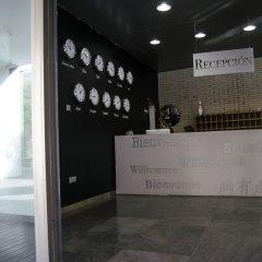 Отель Residencia La Petxina Испания, Валенсия - отзывы, цены и фото номеров - забронировать отель Residencia La Petxina онлайн интерьер отеля