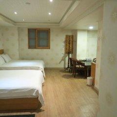 Отель GS Hotel Jongno Южная Корея, Сеул - отзывы, цены и фото номеров - забронировать отель GS Hotel Jongno онлайн комната для гостей фото 5
