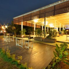 Отель The Villa Laemhin Lagoon Resort