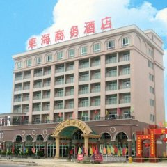 Dong Hai Hotel вид на фасад фото 2