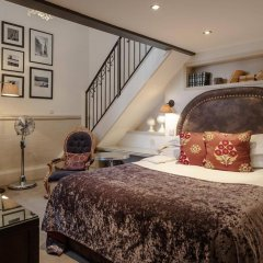 Great John Street Hotel Манчестер комната для гостей