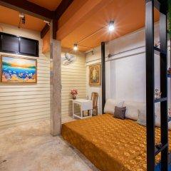 The Alley Hostel & Bistro балкон