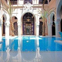 Отель Palais Sheherazade & Spa Марокко, Фес - отзывы, цены и фото номеров - забронировать отель Palais Sheherazade & Spa онлайн бассейн фото 3