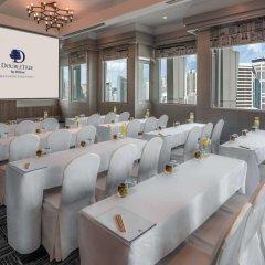 Отель DoubleTree by Hilton Bangkok Ploenchit Бангкок помещение для мероприятий фото 2