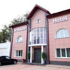 Гостиница A-House в Красноярске 1 отзыв об отеле, цены и фото номеров - забронировать гостиницу A-House онлайн Красноярск парковка