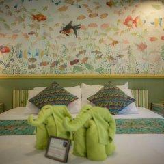 Отель Phranakorn-Nornlen Hotel Таиланд, Бангкок - отзывы, цены и фото номеров - забронировать отель Phranakorn-Nornlen Hotel онлайн фото 6
