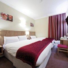 Отель Best Western London Highbury комната для гостей