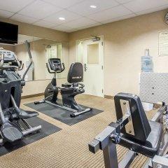 Отель Comfort Inn Louisville фитнесс-зал