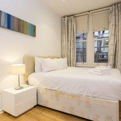 Отель Spacious Flat In Central London комната для гостей