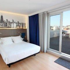 Hotel Blue Coruña комната для гостей фото 4