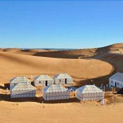 Отель Luxury Maktoub Марокко, Мерзуга - отзывы, цены и фото номеров - забронировать отель Luxury Maktoub онлайн приотельная территория
