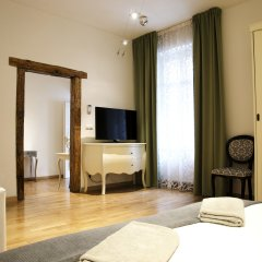 Dolce Vita Suites Hotel Прага комната для гостей фото 5