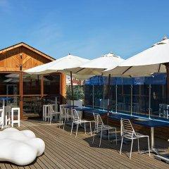 Hotel Acta Azul Барселона гостиничный бар