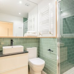 Отель Maruxa Испания, Сан-Себастьян - отзывы, цены и фото номеров - забронировать отель Maruxa онлайн ванная фото 2