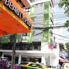Отель Pakdee Bed And Breakfast Бангкок городской автобус