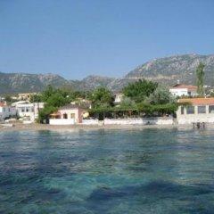 Ergin Pansiyon Турция, Карабурун - отзывы, цены и фото номеров - забронировать отель Ergin Pansiyon онлайн пляж