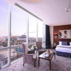 Отель Al Hamra Palace By Warwick комната для гостей фото 6
