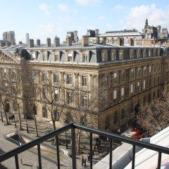 Отель Hôtel De Nice балкон