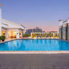 Отель Holiday Inn Shifu Гуанчжоу бассейн фото 2