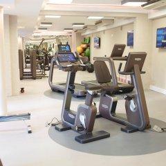 Отель LUX* Belle Mare фитнесс-зал